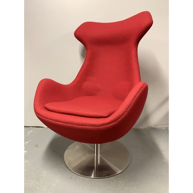 Contemporary Modern Lounge Chair by Steijer Furniture For Sale In San Francisco - Image 6 of 6