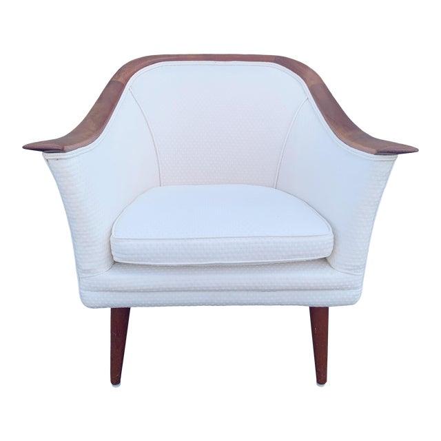 Mid Century Modern Peter Hvidt and Orla Mølgaard for John Stuart Lounge Chair For Sale