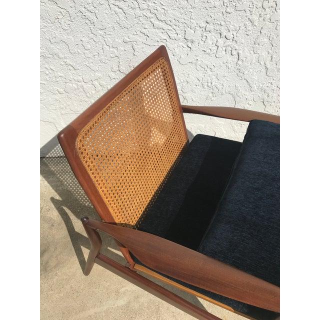 1950s 1950s Danish Modern Ib Kofod-Larsen Teak Lounge Chair For Sale - Image 5 of 6