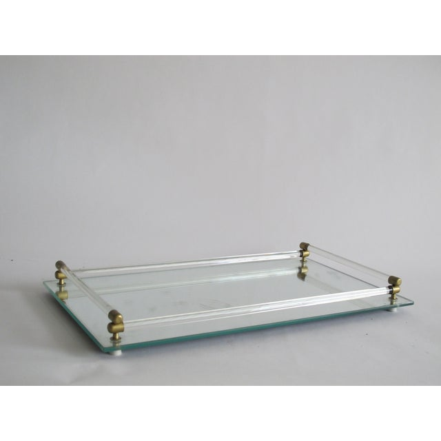 Mirrored Vanity Tray - Image 2 of 4