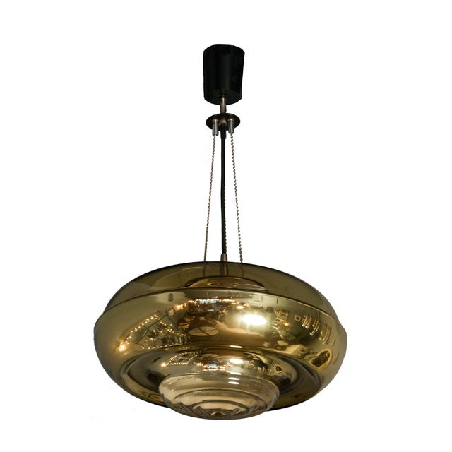 Ovoid Pendant by Peill and Putzler - Image 1 of 3