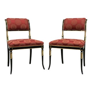 Karges Regency Chairs - A Pair