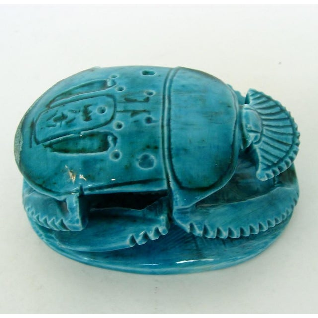 Ceramic Scarab Stamp - Image 2 of 8