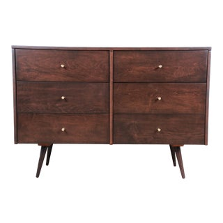 Paul McCobb Planner Group Six-Drawer Dresser, Newly Refinished For Sale