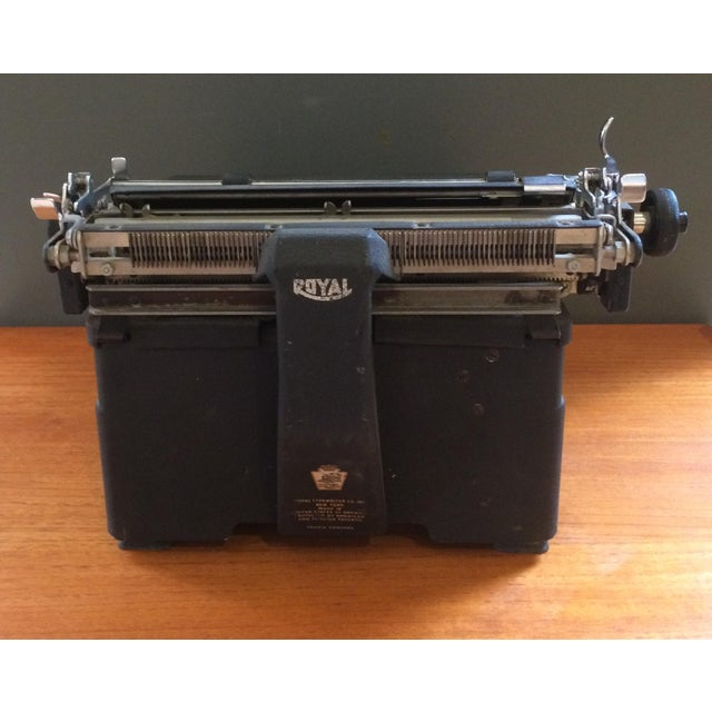 1930s Royal Typewriter For Sale - Image 5 of 8