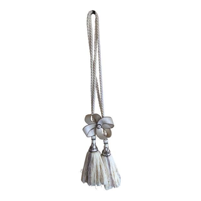 Houles Paris Double Tassel Bow Tieback For Sale