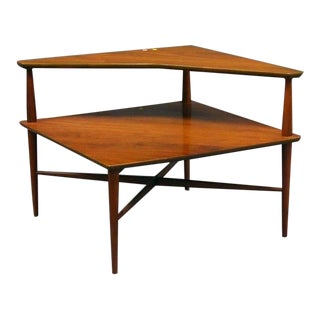 1900s Henredon Heritage Coffee Table For Sale