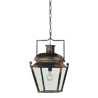 Bishop One Light Lantern For Sale