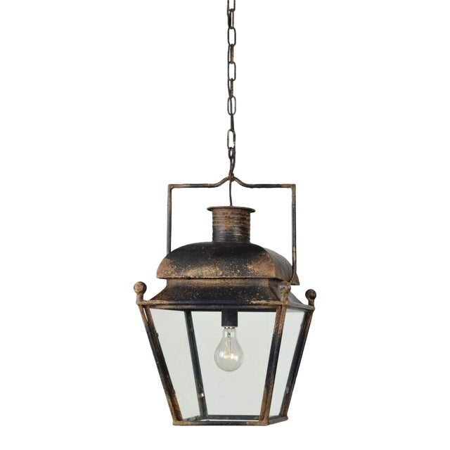 Bishop One Light Lantern For Sale