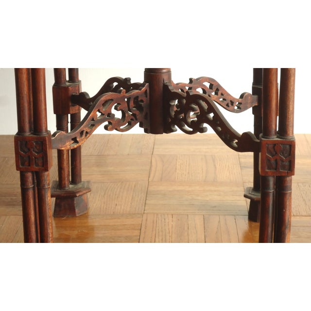 Vintage Southeast Asian Side Tables - A Pair - Image 8 of 10