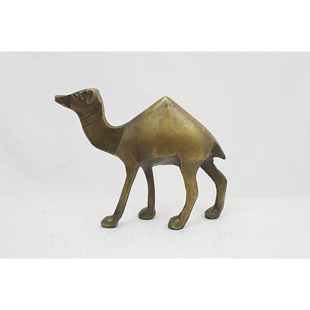 1950s Brass Camel - Image 3 of 4