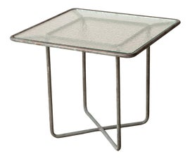 Image of Brown Jordan Outdoor Side Tables