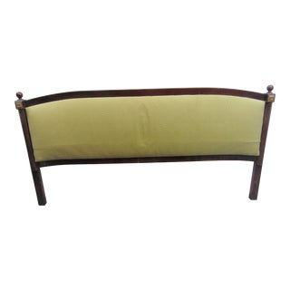 Kittinger Regency Mahogany King Size Headboard For Sale
