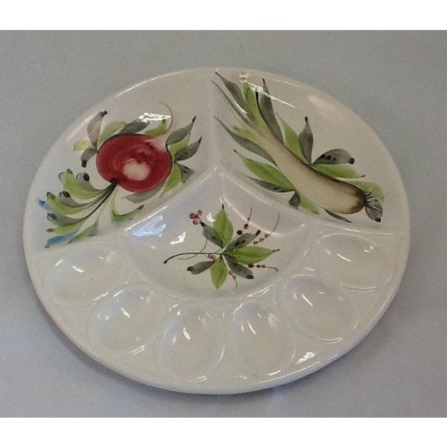 Lord & Taylor Deviled Egg Dish - Image 3 of 6