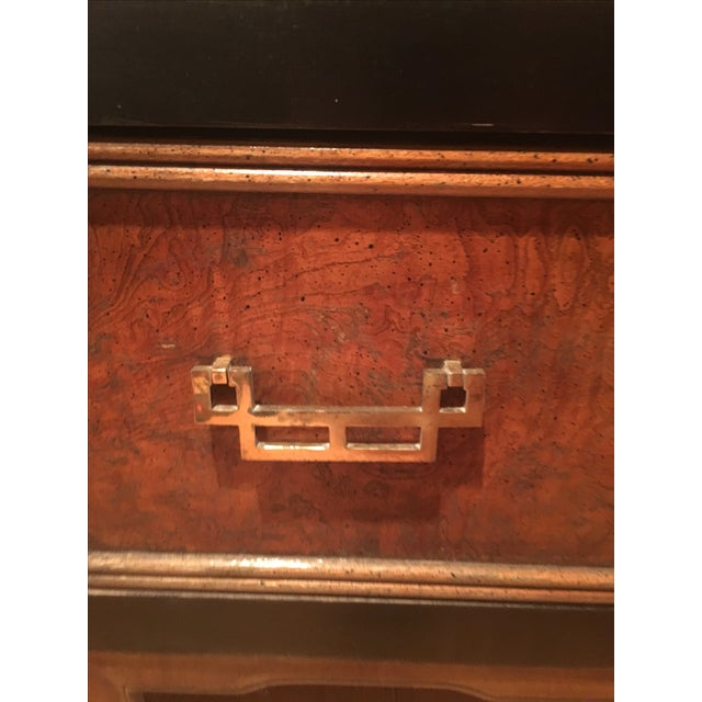 Century Furniture Ming Style Burl Airmoire - Image 4 of 9