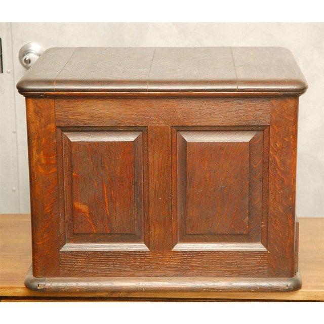 Desk Top File Cabinet For Sale - Image 4 of 9