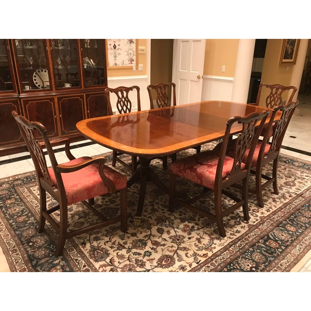 Councill Craftsman Dining Table & Chairs | Chairish