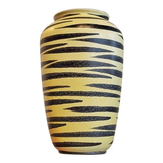 Bay Keramik 'Tigris' Vase 575/25 For Sale