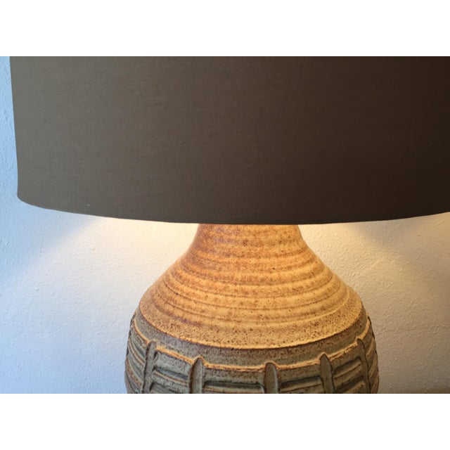 Bob Kinzie Table Lamps - A Pair For Sale In Los Angeles - Image 6 of 6