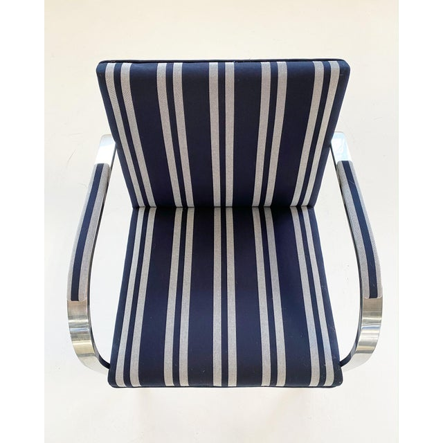 Textile Kule X Forsyth Ludwig Mies Van Der Rohe Brno Chair For Sale - Image 7 of 9