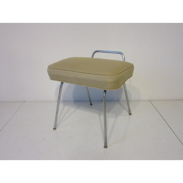 George Nelson Vanity Stool for Herman Miller For Sale - Image 9 of 10