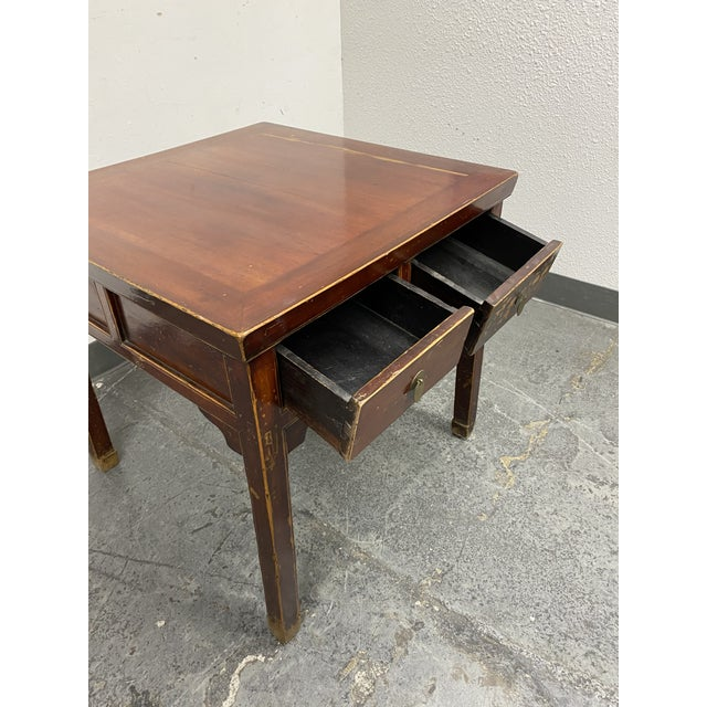 Mid 20th Century Mid 20th Century Chinese Game Table For Sale - Image 5 of 11