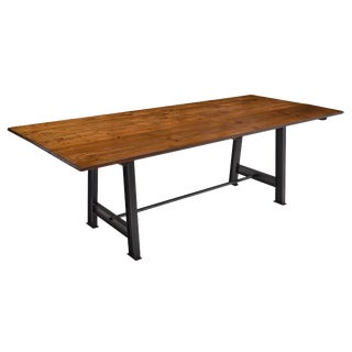 """""""Atelier"""" French Farm Table For Sale"""