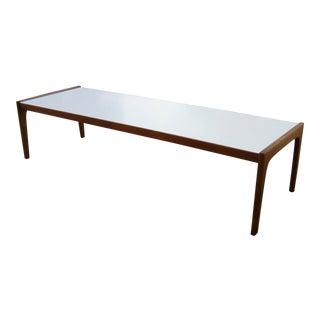 Danish Mid-Century Modern Coffee Table For Sale