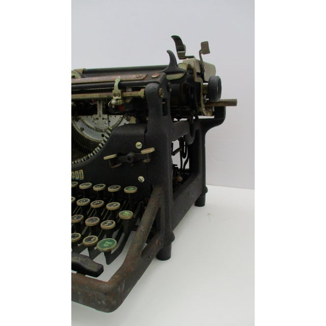 Antique Underwood Typewriter - Image 4 of 11