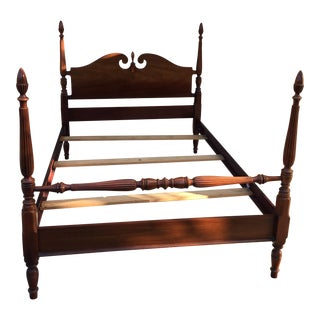 Dixie Full Size Bedframe For Sale