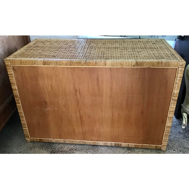 1960s Boho Chic Bielecky Brothers Writing Desk For Sale - Image 11 of 12
