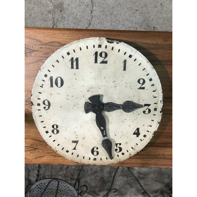 1900s Antique French Clock - Image 3 of 3