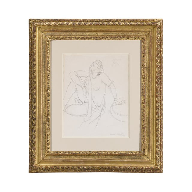Femme Nue Assise By Henri Matisse - Image 2 of 5