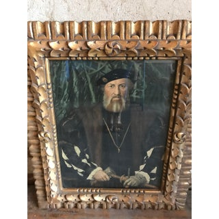 Framed Portrait of Henry XIII Preview
