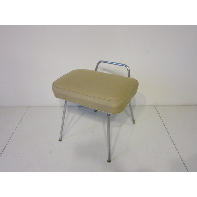 1950s George Nelson Vanity Stool for Herman Miller For Sale - Image 5 of 10