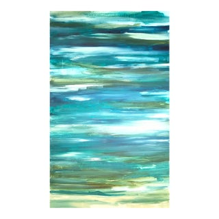 Mendocino' Original Abstract Painting by Linnea Heide For Sale