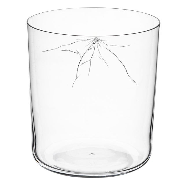 """Neo Crack"" B Tumbler by Murray Moss For Sale"