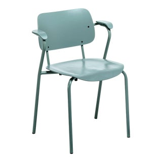 Lukki Chair in Sage Green by Ilmari Tapiovaara & Artek For Sale