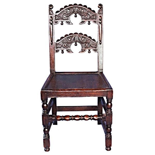 Kensington Furniture Company Colonial Revival Dining Chairs - Set of 4 For Sale - Image 4 of 9