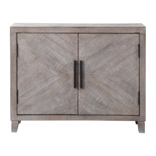 Contemporary Geometric Pattern Cabinet For Sale