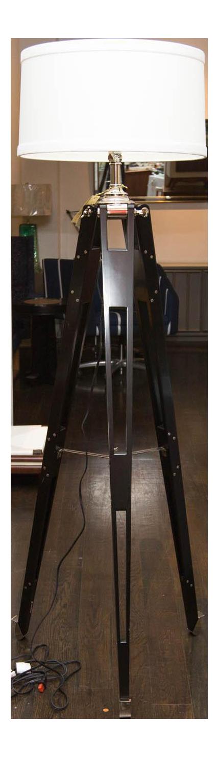 Ralph Lauren Holden Surveyoru0027s Floor Lamp   Image 1 Of 11