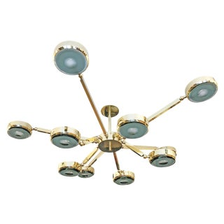 Oculus Articulating Ceiling Light by formA For Sale