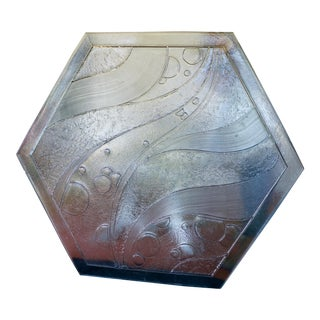 Murano Glass Table Top For Sale
