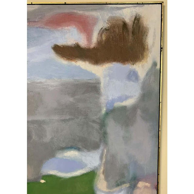 Abstract Painting in the Style of Mark Rothko For Sale In Richmond - Image 6 of 12