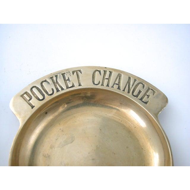 Brass Pocket Change Tray - Image 6 of 7
