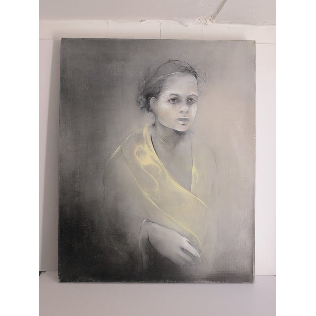 Figurative Portrait Painting - Image 2 of 4