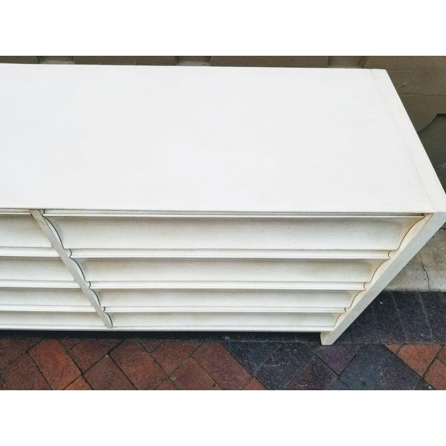 Paul Laszlo Mid-Century Mahogany Dresser For Sale - Image 9 of 11