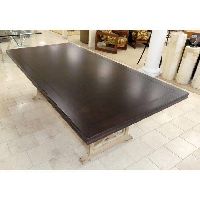 Habersham Tribeca Dining Table For Sale - Image 10 of 13