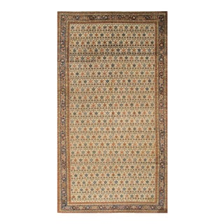 "Pasargad Antique Persian Bakhshayesh Hand-Knotted Rug - 8'10"" X 16'7"" For Sale"