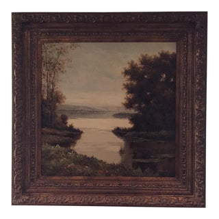 Traditional Landscape Oil Painting For Sale